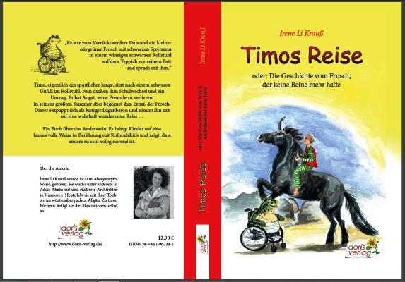 Cover Timos Reise